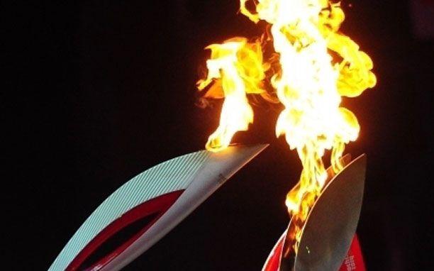 Встречаем олимпийский огонь в Кемерове!