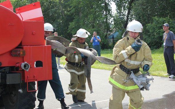 «Лучшие пожарники»
