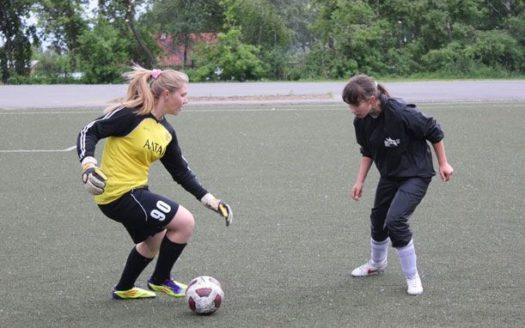 УТС женской юниорской сборной России U-15