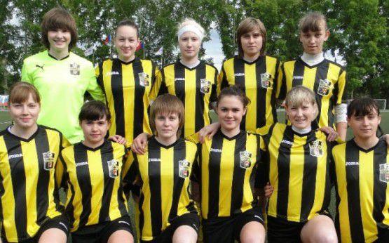 Первенство России среди женских команд