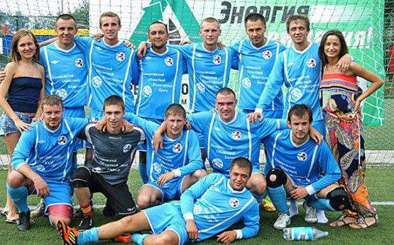 Чемпионат Кузбасса