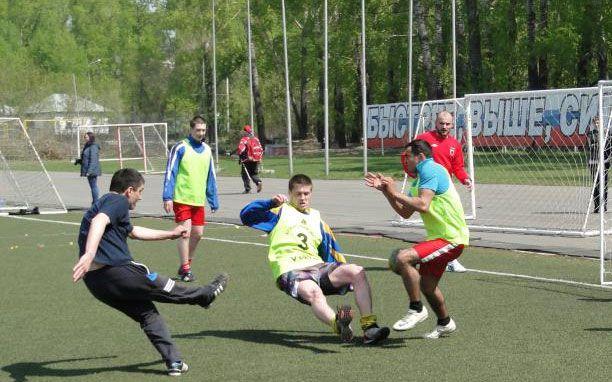 Мини-футбол среди федераций РСБи