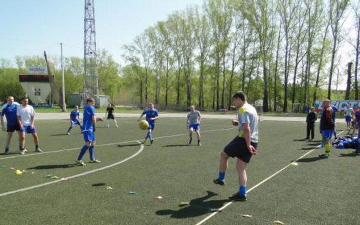 II турнир по мини-футболу памяти героев России
