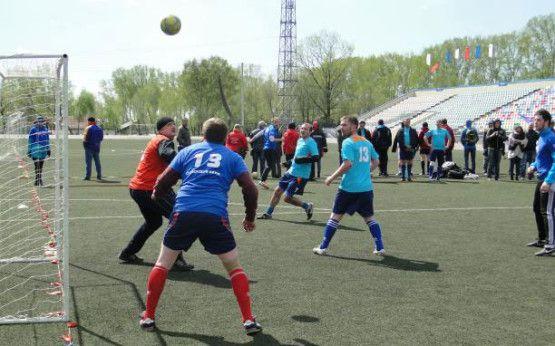Турнир по мини-футболу компании Мегафон