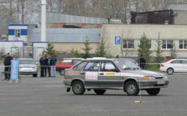 Чемпионат ДОСААФ Кемеровской области по автомобильному спорту