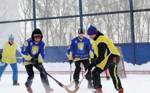Хоккей по-сибирски
