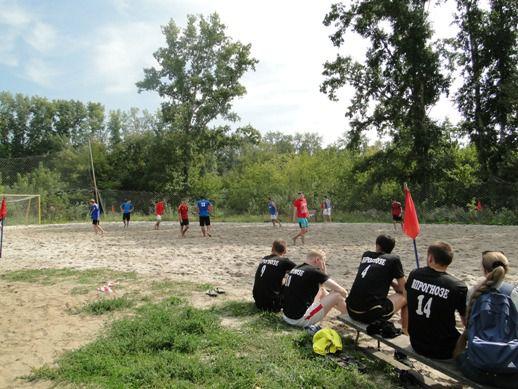 кубок по пляжному футболу 2