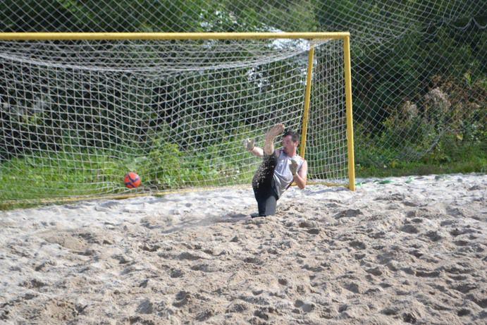 кубок по пляжному футболу 4