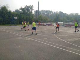 Площадка для стритбола